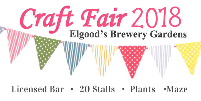 Elgood's Brewery Craft Fair September 2018