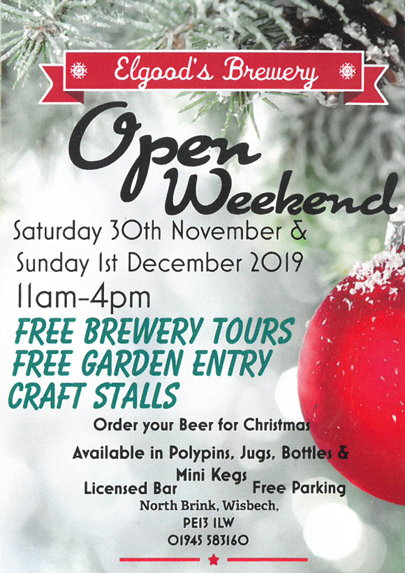 OPen weekend 2019 poster image